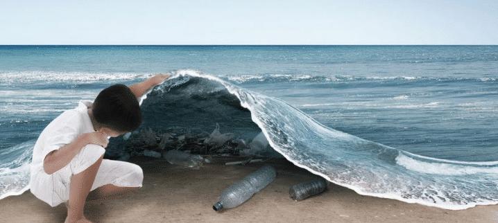gafas de material reciclado