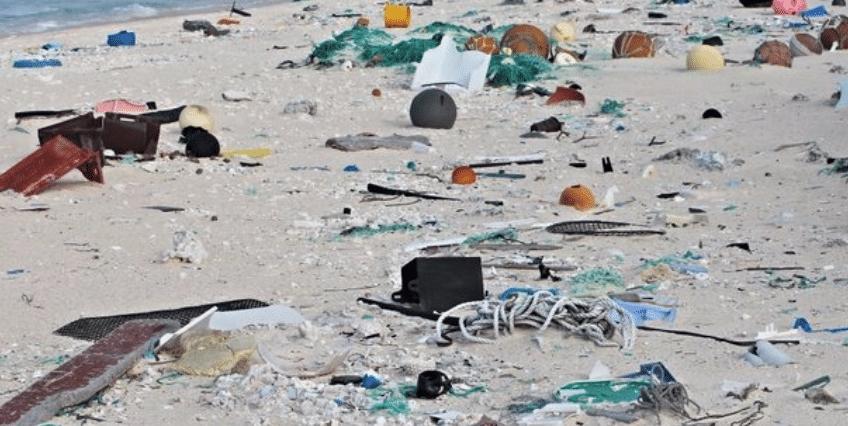 gafas materia reciclado
