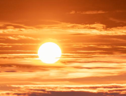 Protegeix els teus ulls de les radiacions solars.